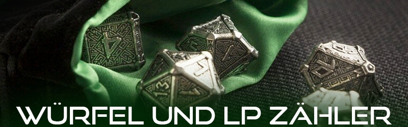 Würfel & LP Zähler