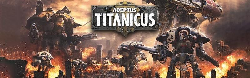 Warhammer Adeptus Titanicus