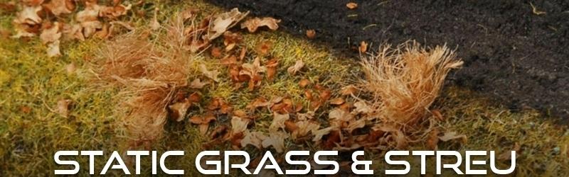Static Grass & Streu