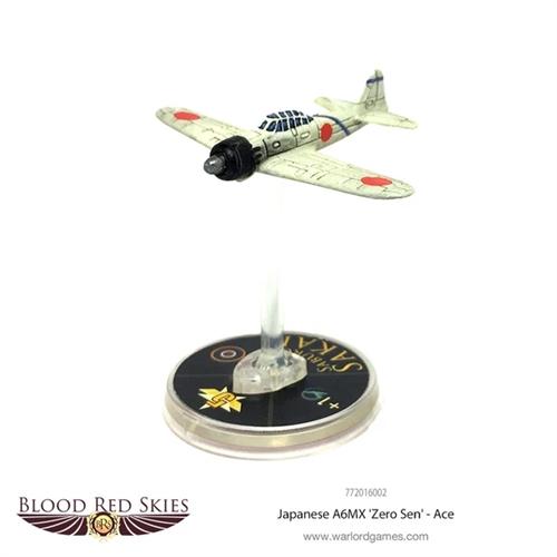 Blood Red Skies - Japanese A6MX Zero-Sen