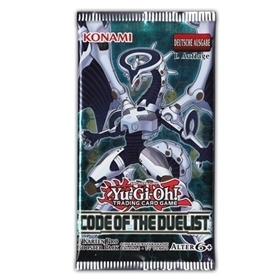 YGO - Code of the Duelist, Booster - DE