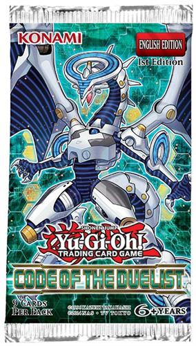 YGO - Code of the Duelist, Booster - EN