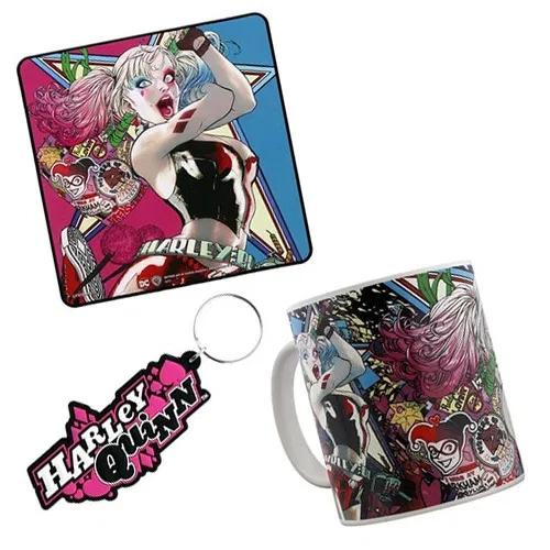 DC Comics - Harley Quinn, Geschenkbox