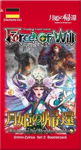 Force of Will - Rückkehr der Mondpriesterin