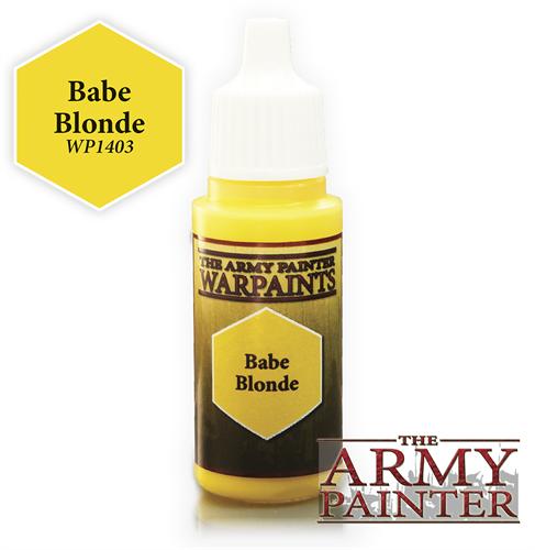 Warpaint - Babe Blonde