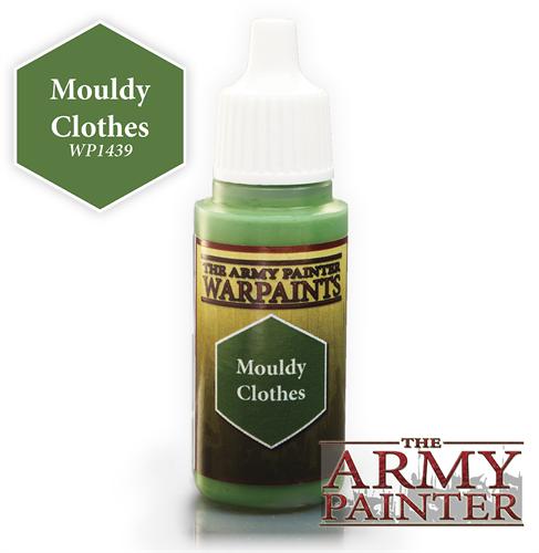 Warpaint - Mouldy Clothes
