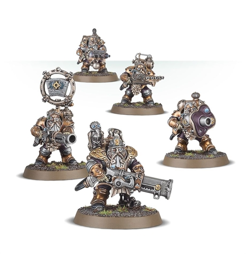 Warhammer Age of Sigmar - Kharadron Overlords