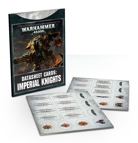 Warhammer 40 K - Imperial Knights