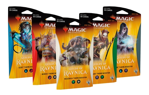 MTG - Guilds of Ravnica Theme Booster Set EN