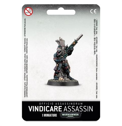 Warhammer 40 K - Officio Assassinorium