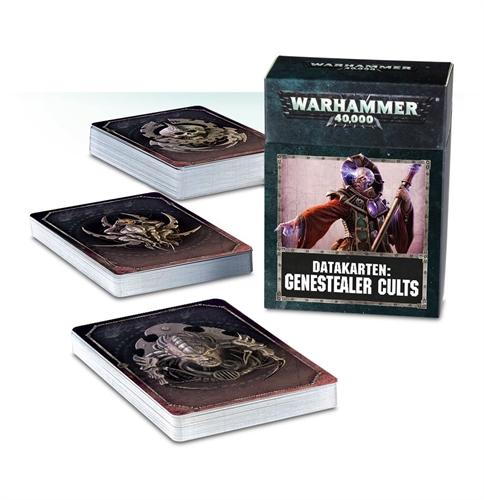 Warhammer 40 K - Genestealer Cults