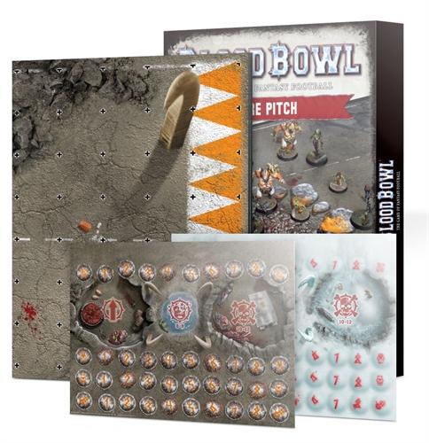 Blood Bowl - Ogre Team