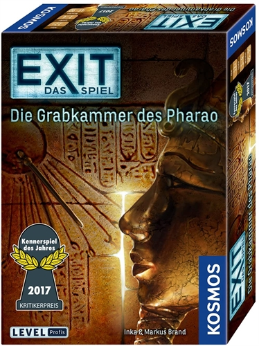 EXIT - Die Grabkammer des Pharao