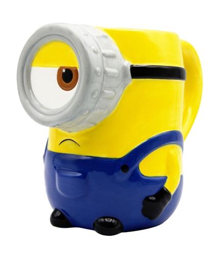 Minions2 Stuart - 3D Keramiktasse
