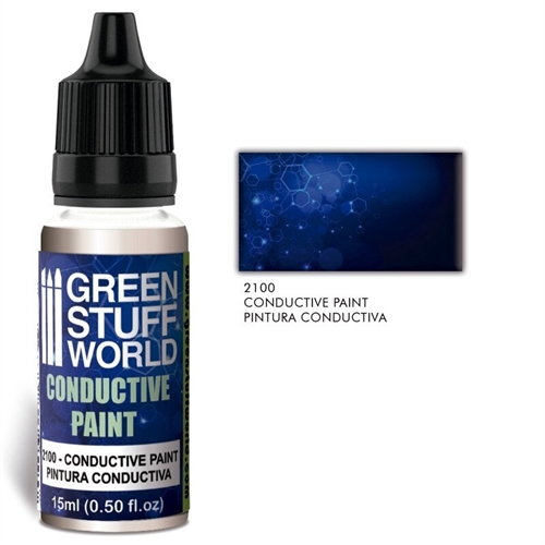 Green Stuff World - Leitfähiger Lack