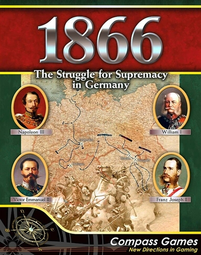 1866, Struggle for Supremacy in Germany