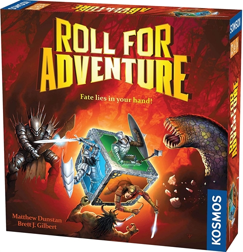 Kosmos - Roll for Adventure