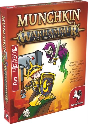 Munchkin - Warhammer Age of Sigmar
