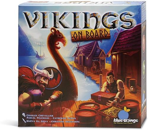 Vikings on Board - Brettspiel