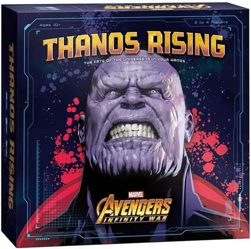 USAopoly - Thanos Rising: Avengers Infinity War