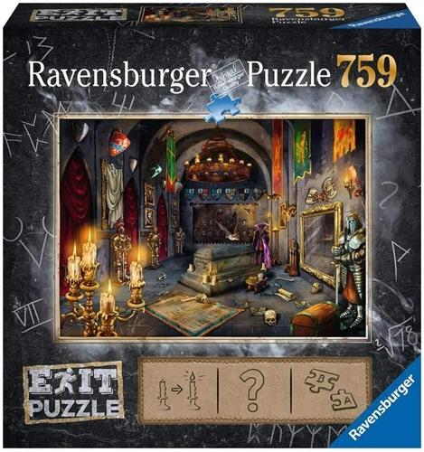 EXIT Puzzle - Im Vampirschloss