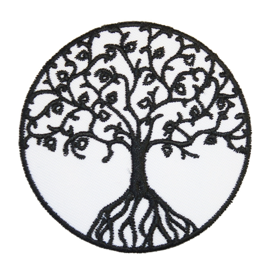 Baum Des Lebens Aufnäher Trading Goblin