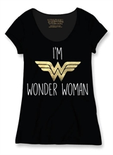 Wonder Woman - I´m wonder Woman, Girl-Shirt