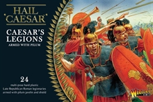 Hail Caesar - Caesarian Romans with Pilum