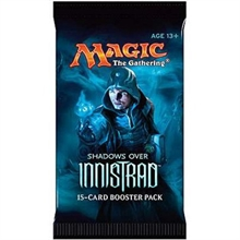 Magic - Shadows over Innistrad, Booster EN