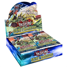 YGO - Spirit Warriors - Booster Display EN