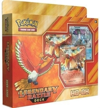 PKM - Ho-Oh, Legendary Battle Deck