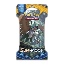 PKM - Sun and Moon - Sleeved Booster EN