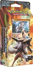 PKM - Sun and Moon 3: Burning Shadows -Theme Decks