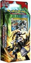 PKM - Sun and Moon 4: Crimson Invasion, Theme Deck