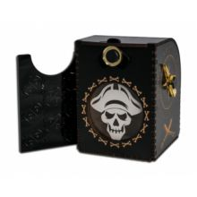 Blackfire - Pirate, Wooden Deck Box