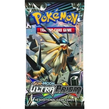 PKM - Sun and Moon 5: Ultra Prism, Booster EN