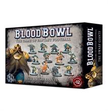 Blood Bowl - Dwarf Team