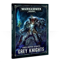Warhammer 40 K - Grey Knights