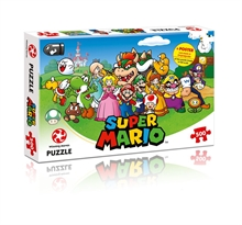 Super Mario - Mario & Friends, Puzzle
