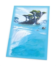 UGD - Lands Edition Insel I, Printed Sleeves