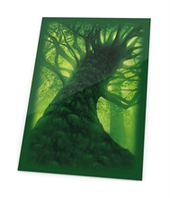 UGD - Lands Edition Wald I, Printed Sleeves