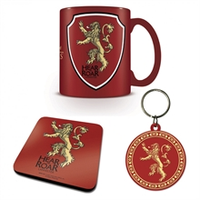Game of Thrones - Lannister, Geschenkbox