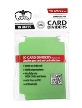 Ultimate Guard - Standard Size Card Dividers