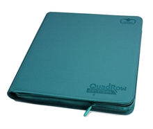 Ultimate Guard - 12-Pocket QuadRow, ZipFolio