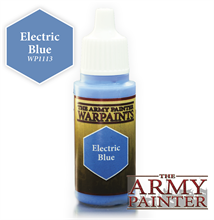 Warpaint - Electric Blue