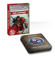Warhammer Blood Bowl - Kartenset