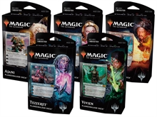 MTG - Hauptset 2019 Deck 5er Collection EN
