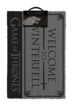 Game of Thrones - Welcome to Winterfell, Fußmatte