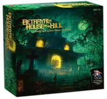 Avalon Hill - Betrayal at House on the Hill
