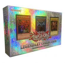 Yu-Gi-Oh! - Legendary Collection 1, Box Set